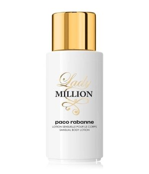 Paco Rabanne Lady Million  Bodylotion für Damen