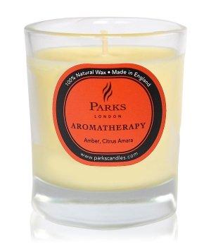 Parks London Aromatherapy Amber, Citrus, Amara Duftkerze für Damen und Herren