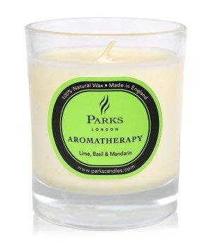 Parks London Aromatherapy Lime, Basil & Mandarin Duftkerze für Damen und Herren