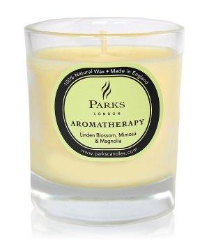 Parks London Aromatherapy Linden Blossom, Mimosa & Magnolia Duftkerze für Damen und Herren