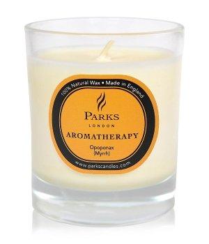 Parks London Aromatherapy Opoponax (Myrrh) Duftkerze für Damen und Herren