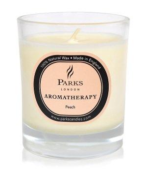 Parks London Aromatherapy Peach Duftkerze für Damen und Herren