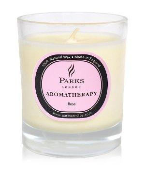 Parks London Aromatherapy Rose Duftkerze für Damen und Herren