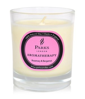 Parks London Aromatherapy Rosemary & Bergamot Duftkerze für Damen und Herren