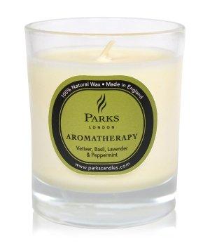Parks London Aromatherapy Vetiver, Basil, Lavender & Mint Duftkerze für Damen und Herren