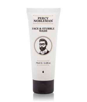 Percy Nobleman Gentlemans Skin Care Face & Stubble Reinigungsgel für Herren