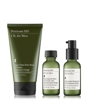 Perricone MD CBx for Men For Men Travel Starter Kit Gesichtspflegeset für Herren