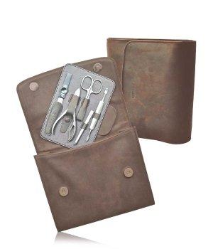 Pfeilring Maniküre-Set Braun Maniküre-Set für Damen und Herren