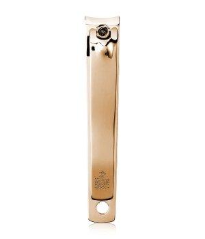 Pfeilring Nailcare besonders stark, vergoldet Nagelknipser für Damen und Herren