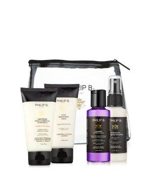 Philip B Escape Travel Kit  Haarpflegeset für Damen und Herren