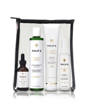 Philip B Four-Step Hair + Scalp Treatment Kit Classic Haarpflegeset für Damen
