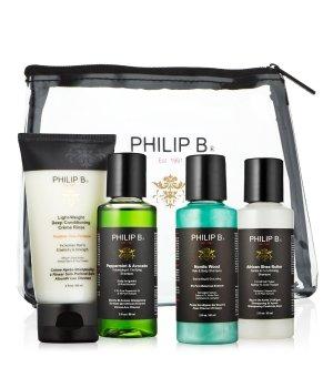 Philip B Hair & Scalp Travel Kit Haarpflegeset für Damen und Herren