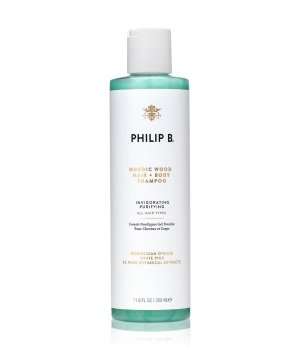 Philip B Nordic Wood Hair & Body Haarshampoo für Damen und Herren