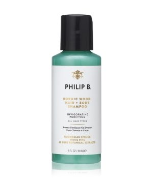 Philip B Nordic Wood Hair & Body Haarshampoo Unisex