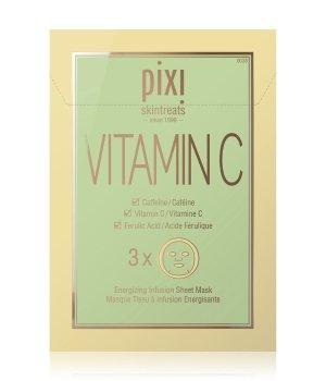 Pixi Skintreats Vitamin-C  Sheet Mask Tuchmaske für Damen und Herren