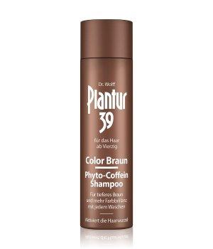 Plantur  Plantur Plantur 39 Color Braun Phyto-Coffein-Shampoo Haarshampoo