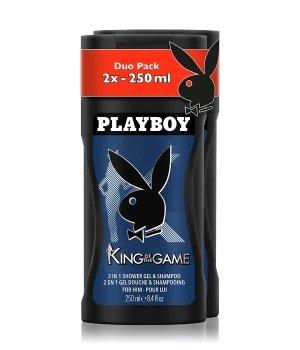 Playboy King of the Game  Duschgel für Herren