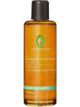 Primavera Aroma Sauna Eukalyptus Pfefferminze Bio Saunaaufguss für Damen und Herren