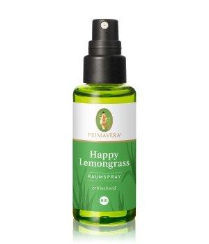 Primavera Happy Lemongrass Raumspray Bio Raumspray für Damen