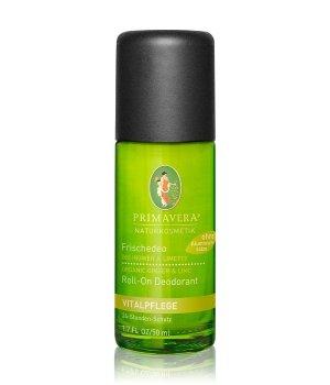 Primavera Ingwer Limette  Deodorant Roll-On für Damen