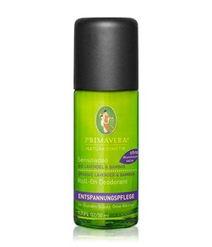 Primavera Lavendel Bambus Sensitivdeo Deo Roll-On für Damen