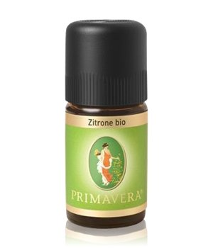 Primavera Zitrone Bio  Duftöl für Damen und Herren