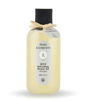 Pure Elements Herrenserie Refreshing Shower Gel Duschgel für Herren
