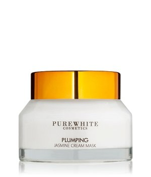 Pure White Cosmetics Deep Hydration Jasmine Cream Gesichtsmaske