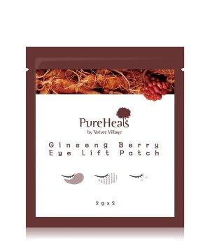 PureHeal's Ginseng Berry Eye Lift Augenpads für Damen