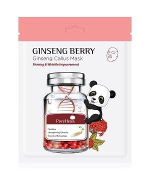 PureHeal's Ginseng Berry Ginseng Callus Tuchmaske für Damen und Herren