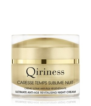 QIRINESS Caresse Temps Sublime Nuit  Ultimate Anti-Age Revitalising Night Cream Nachtcreme für Damen