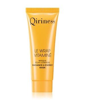 QIRINESS Le Wrap Vitaminé Radiance & Energy Mask Gesichtsmaske für Damen