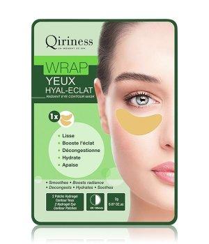 QIRINESS Wrap Yeux Hyal-Eclat  Radiant Eye Contour Mask Augenpads für Damen