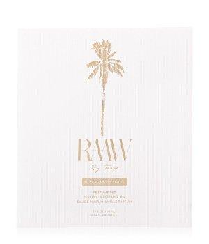 RAAW by Trice Blackened Santal  Duftset für Damen und Herren