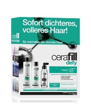 Redken Cerafill Defy Kit Haarpflegeset für Damen und Herren