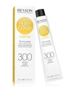 Revlon Professional Nutri Color Creme Gelb Farbmaske