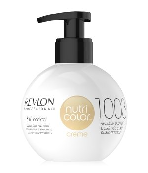 Revlon Professional Nutri Color Creme Goldblond Farbmaske für Damen