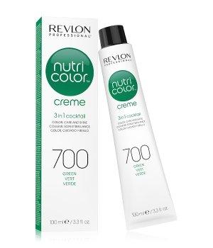 Revlon Professional Nutri Color Creme Grün Farbmaske für Damen