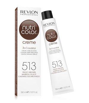Revlon Professional Nutri Color Creme Kühles Braun Farbmaske für Damen