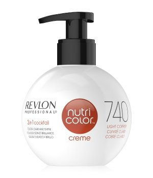 Revlon Professional Nutri Color Creme Kupfer Farbmaske für Damen