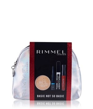 Rimmel London Basic Not So Basic  Gesicht Make-up Set für Damen