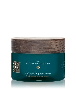 Rituals The Ritual of Hammam Soul Uplifting Körpercreme für Damen und Herren
