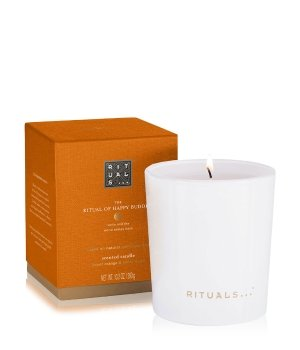 Rituals The Ritual of Laughing Buddha Sweet Orange & Cedar Wood Duftkerze für Damen