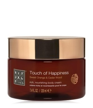 Rituals The Ritual of Laughing Buddha Touch of Happiness  Körpercreme für Damen und Herren