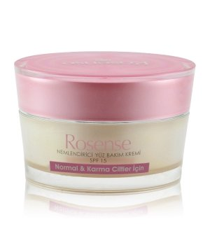 Rosense Feuchtigkeitspflege Normale und Mischhaut Gesichtscreme für Damen und Herren