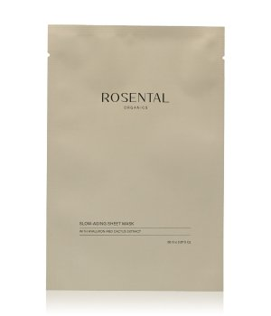Rosental Organics A3 Silk Mask Advanced Anti Aging Tuchmaske für Damen und Herren