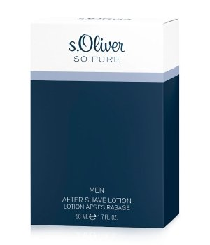 s.Oliver So Pure Men After Shave Lotion 50 ml