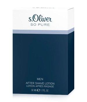 s.Oliver So Pure Men  After Shave Lotion für Herren