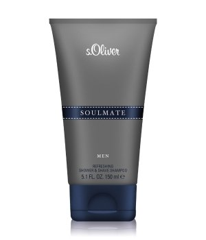 s.Oliver Soulmate Men Refreshing Duschgel für Herren
