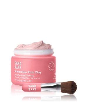 Sand & Sky Australian Pink Clay  Gesichtsmaske Unisex